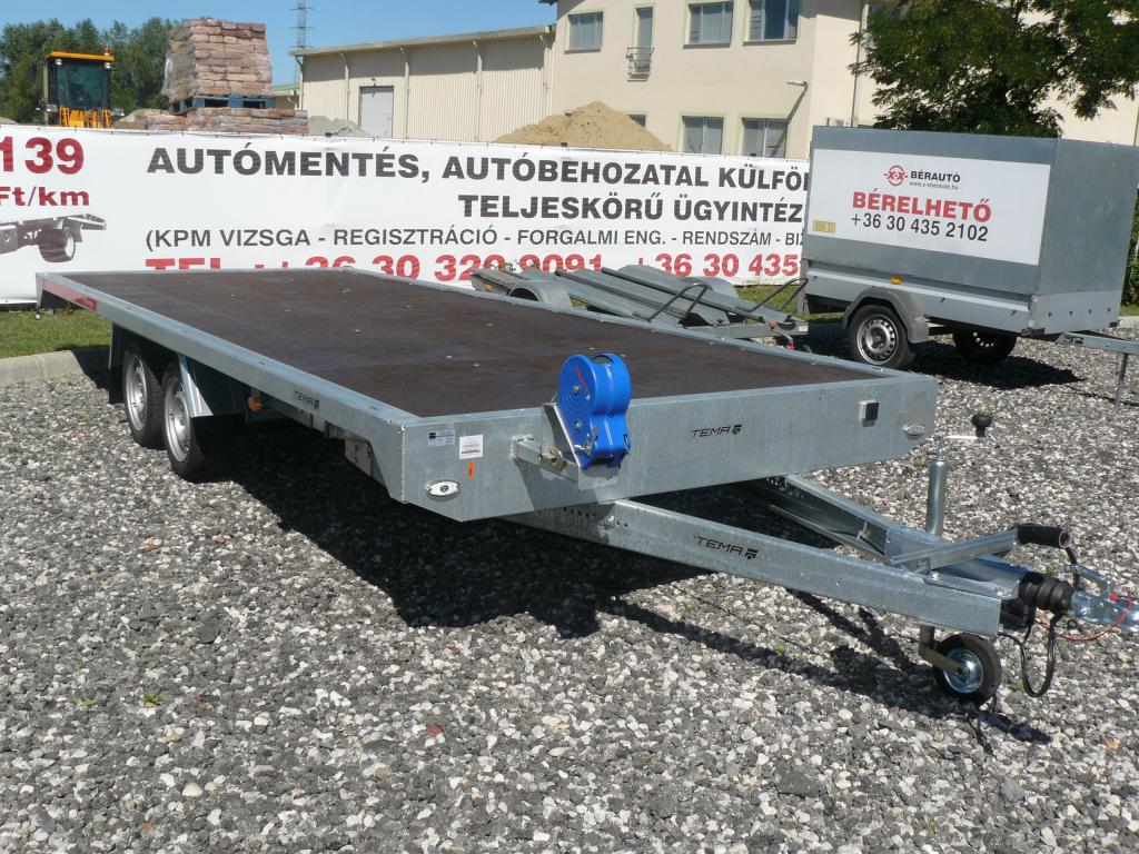 Autószállító trailer